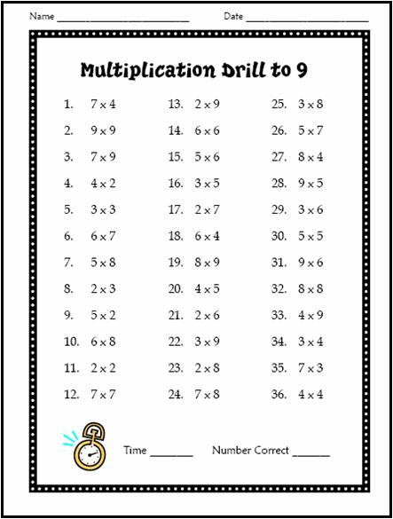 Number Names Worksheets 4 times table test : Picture suggestion for Year 3 4 Times Tables Test