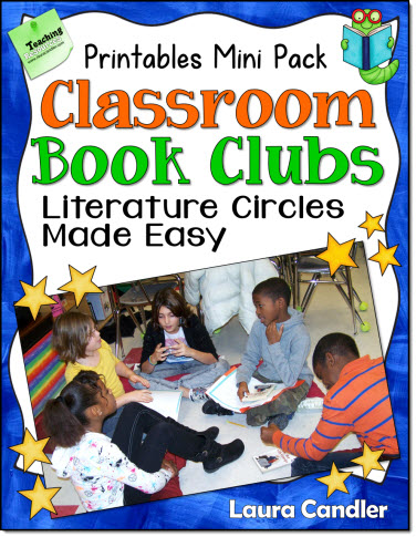 Classroom Book Clubs Printables