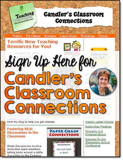 Candler's Classroom Connections Sign Up
