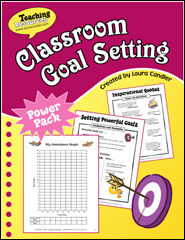 Classroom Goal Setting by Laura Candler