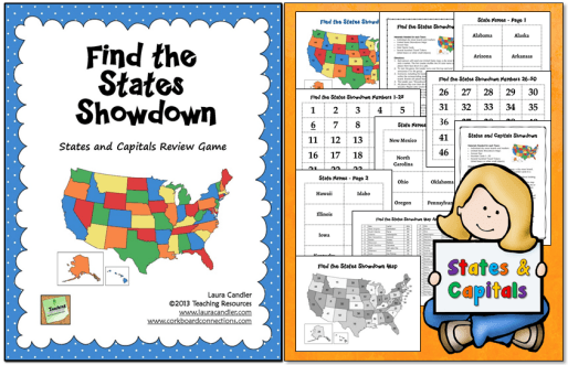 50 States Showdown