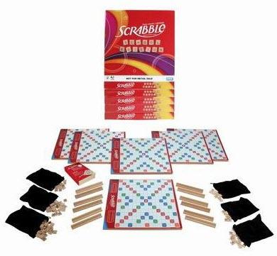 School Scrabble Set