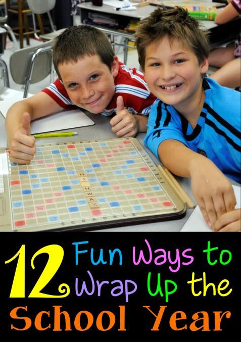 Dozen Ways to Wrap Up the Year