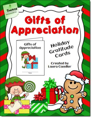 Gifts of Appreciation Cards