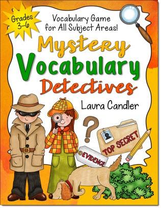 Mystery Vocabulary Detectives