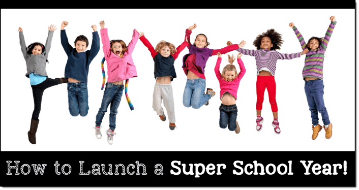 How to Launch a Super School Year