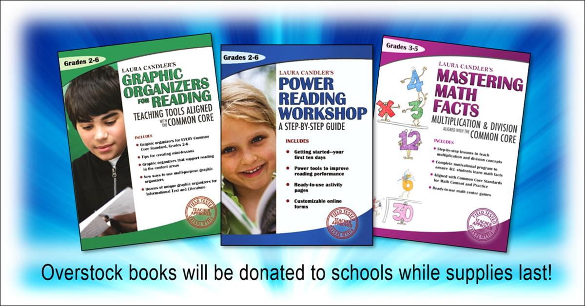 Book Donation Bonanza: Free PD Books for Schools!