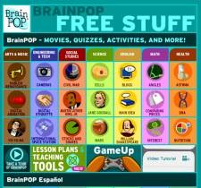 BrainPOP Free Videos