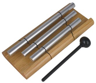 Chimes make a great quiet signal for the classroom!